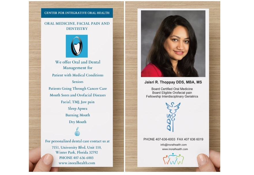 Orlando Dentist, Oral Medicine Specialist, Our services